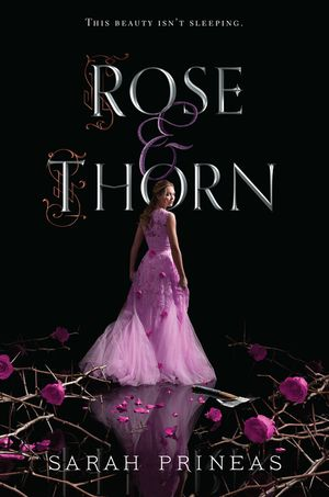 Rose & Thorn book image