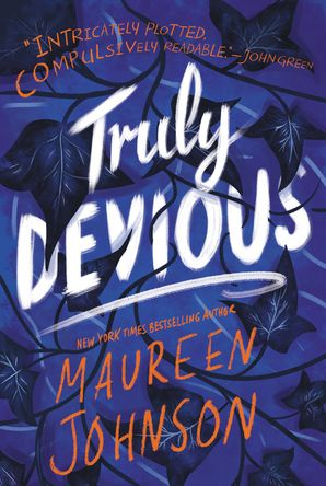 Truly Devious: A Mystery (Truly Devious 1)