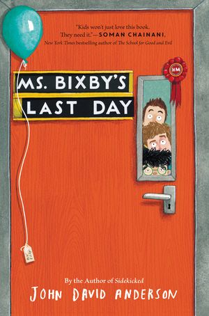 Ms. Bixby's Last Day book image