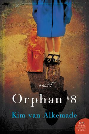 Orphan #8 book image