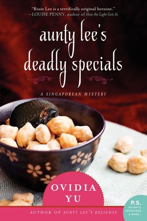 Aunty Lee's Deadly Specials book image