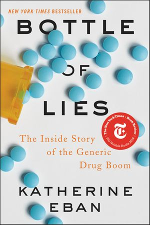 Bottle of Lies book image