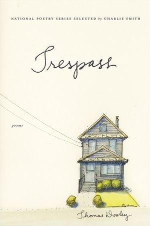 Trespass book image