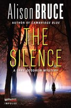 The Silence Paperback  by Alison Bruce