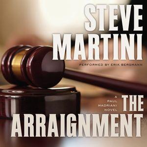 The Arraignment book image