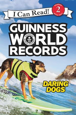 Guinness World Records: Daring Dogs book image