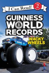 Guinness World Records: Wacky Wheels