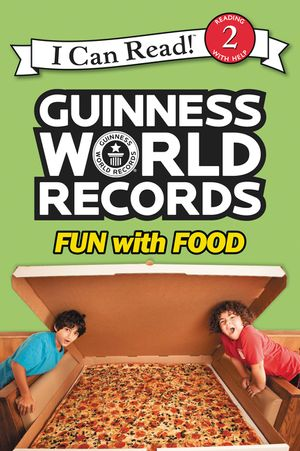 Guinness World Records: Fun with Food book image