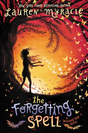 The Forgetting Spell book image
