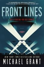 Front Lines Hardcover  by Michael Grant