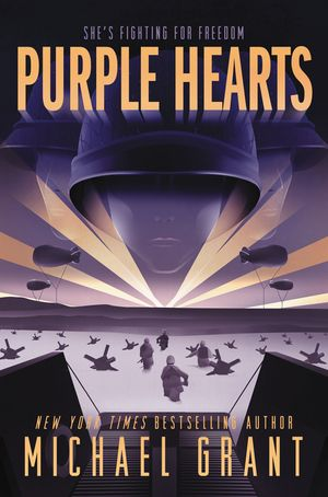 Purple Hearts book image