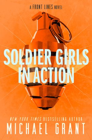Soldier Girls in Action book image