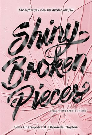 Shiny Broken Pieces: A Tiny Pretty Things Novel book image