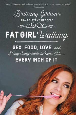 Fat Girl Walking book image