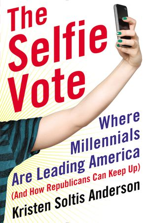 The Selfie Vote book image