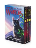 Warriors: Dawn of the Clans Box Set: Volumes 1 to 3 Paperback  by Erin Hunter