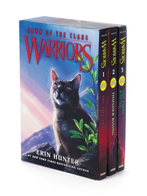 Warriors: Dawn of the Clans Box Set: Volumes 1 to 3 book image