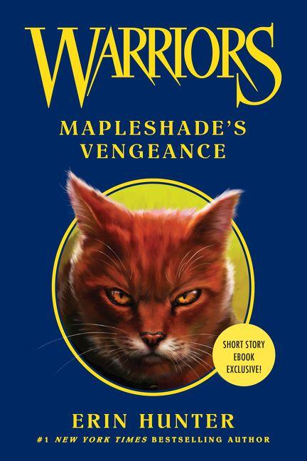 Warriors: Mapleshade's Vengeance - Erin Hunter - E-book