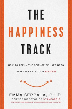 The Happiness Track book image