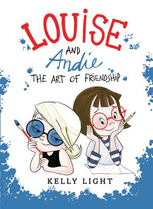 Louise and Andie book image