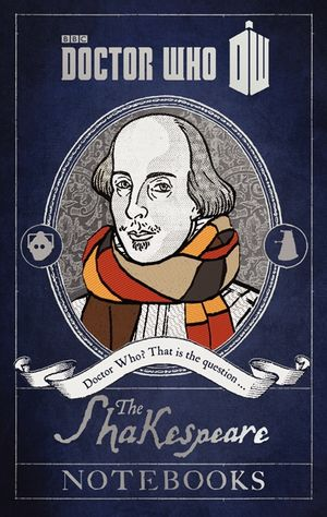 Doctor Who: The Shakespeare Notebooks book image