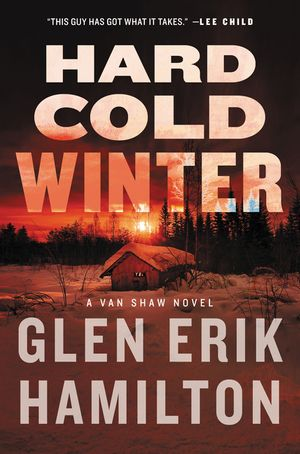 Hard Cold Winter book image