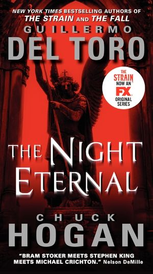 The Night Eternal TV Tie-in Edition book image