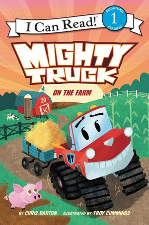Mighty Truck on the Farm book image