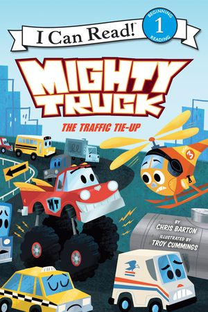 Mighty Truck: The Traffic Tie-Up book image