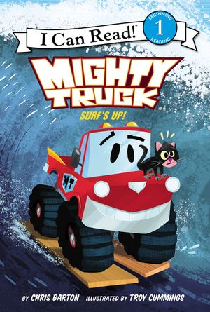 Mighty Truck: Surf's Up! book image