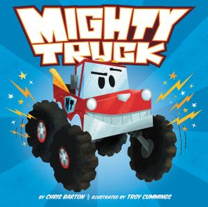 Mighty Truck book image