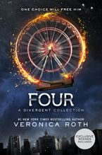 Four: A Divergent Collection Hardcover  by Veronica Roth