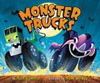 Monster Trucks Hardcover  by Anika Denise