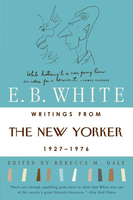 essays of eb white analysis
