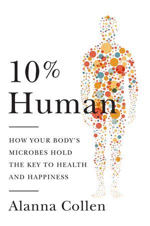 10% Human book image
