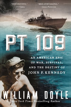 PT 109 book image