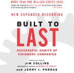 Built to Last Downloadable audio file ABR by Jim Collins