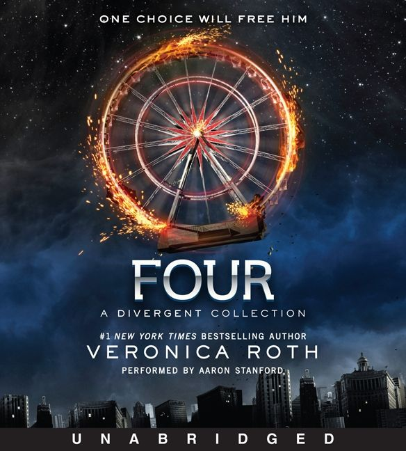 Divergent Series Four Book