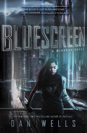 Bluescreen book image