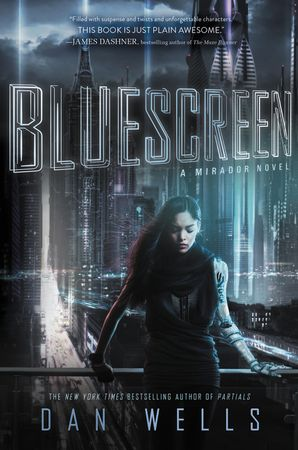 Bluescreen Paperback  by
