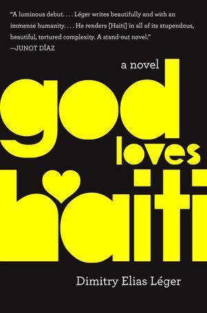 God Loves Haiti book image