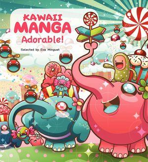 Kawaii Manga book image
