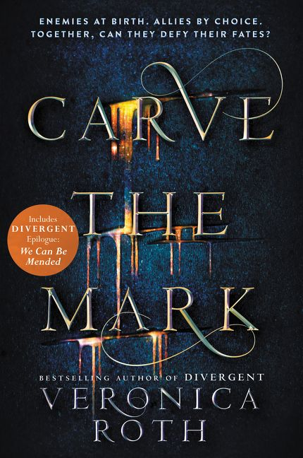 Carve the mark veronica roth e book enlarge book cover fandeluxe Gallery