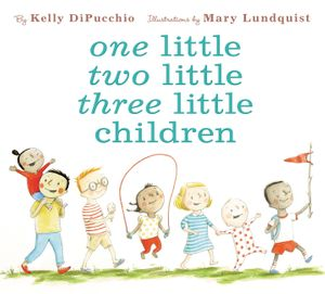 One Little Two Little Three Little Children book image