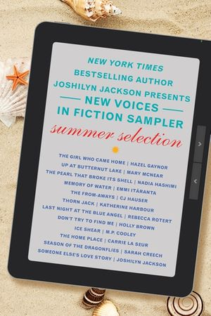 The New Voices in Fiction Sampler book image