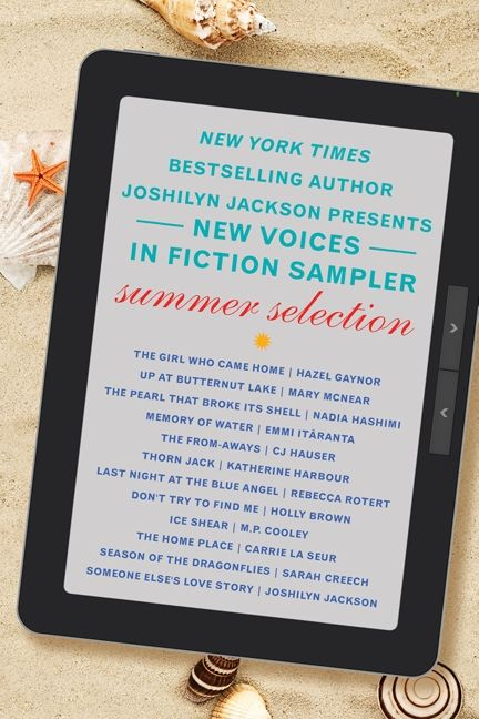 The new voices in fiction sampler joshilyn jackson hazel gaynor the new voices in fiction sampler joshilyn jackson hazel gaynor e book fandeluxe Ebook collections