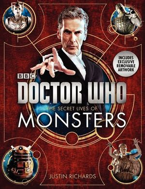 Doctor Who: The Secret Lives of Monsters book image