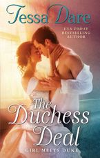 The Duchess Deal Paperback  by Tessa Dare