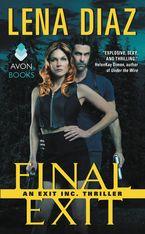 Final Exit Paperback  by Lena Diaz