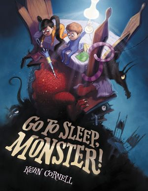 Go to Sleep, Monster! book image